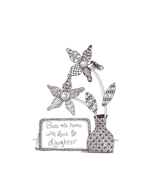 ZIA Bless this home