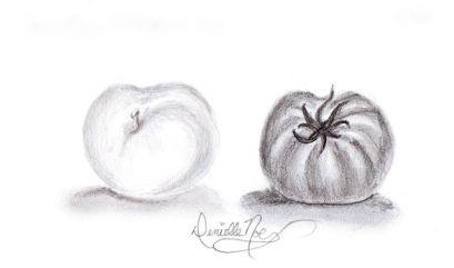 Same Shape Different Fruit